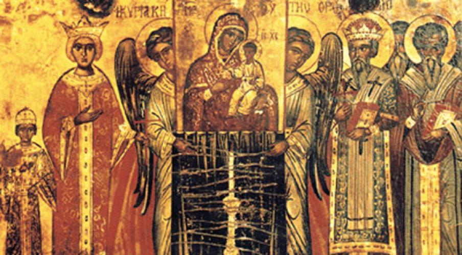 Λειτουργίες – Κηρύγματα 8 Μαρτίου 2020