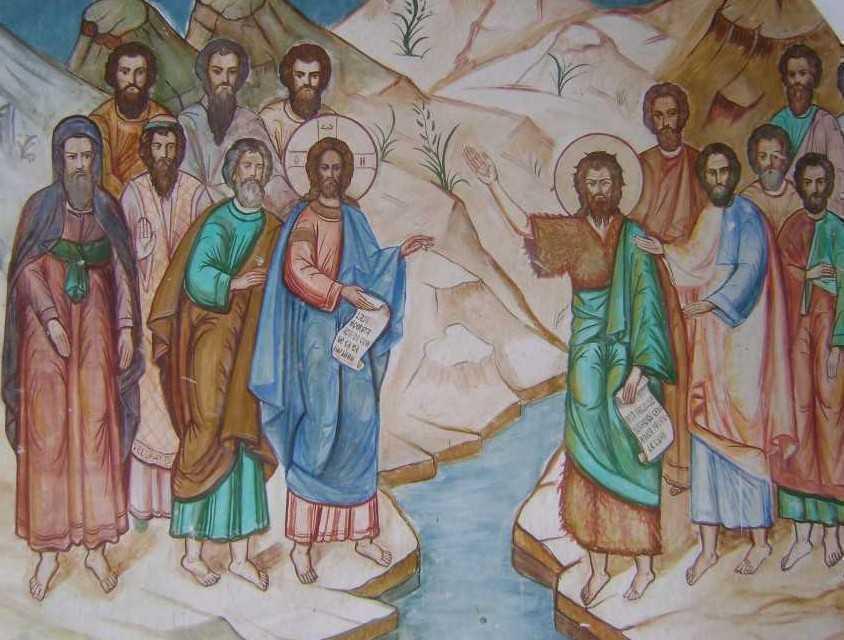 Λειτουργίες-Κηρύγματα 10 Ιανουαρίου 2021