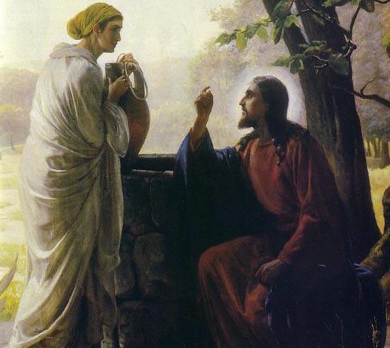Κυριακή της Σαμαρείτιδος (Ιωάν. δ' 5-42)