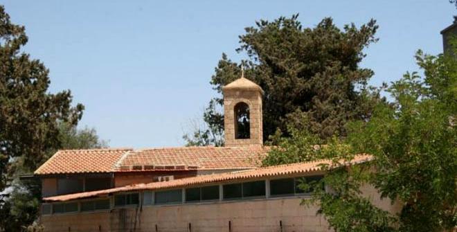 Ιερά Μονή Αγίου Κενδέα