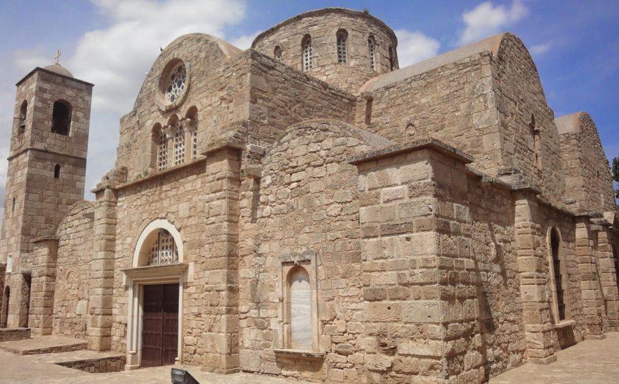 Μονή Αποστόλου Βαρνάβα