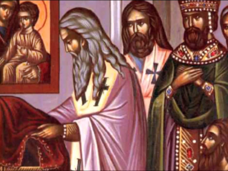 Κατάθεσις Τιμίας Εσθήτος της Θεοτόκου (2 Ιουλίου)