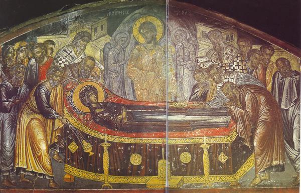 Αφιέρωμα: Η Κοίμησις της Υπεραγίας Θεοτόκου