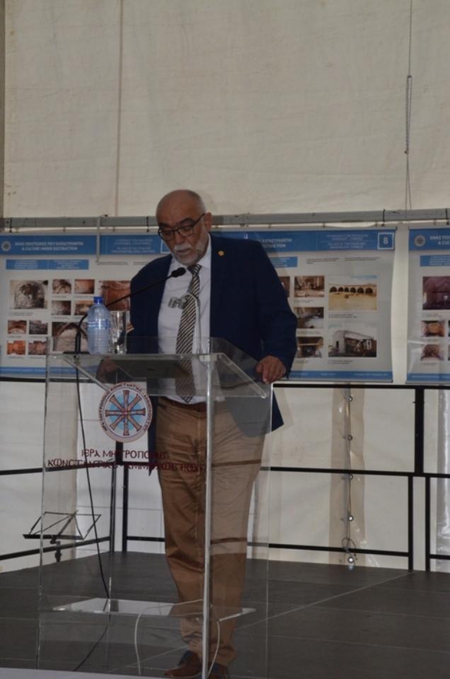 4η Διεθνής Έκθεση Βιβλίου Κύπρου-7η ημέρα (22-10-2016)