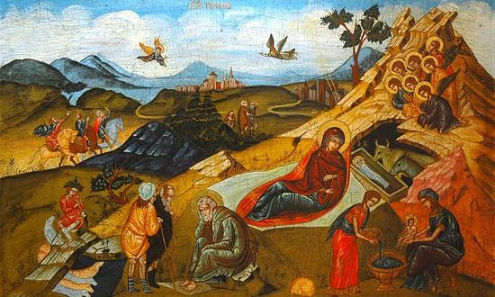 Η Νηστεία των Χριστουγέννων