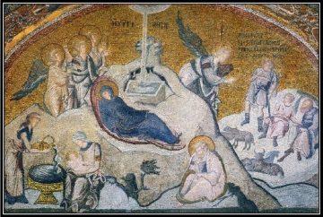 Κυριακή προ της Χριστού Γεννήσεως, Ευαγγ. Ανάγνωσμα: Ματθ. α' 1-25 (23-12-2018)