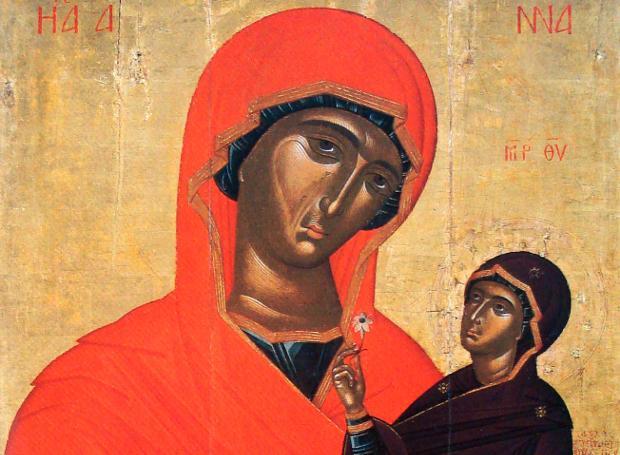 Η Σύλληψις της Αγίας Άννας, Αποστ. Ανάγνωσμα: Γαλ. δ΄ 22 – 27 (9-12-2018)
