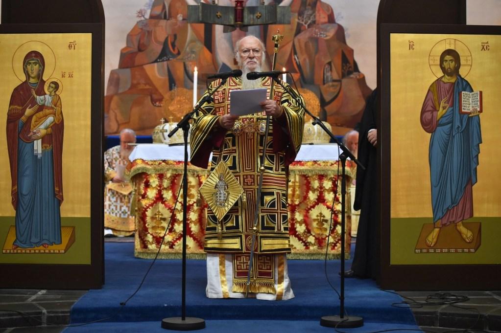 Πατριαρχική απόδειξις Οικουμενικού Πατριάρχου επί τοις Χριστουγέννοις 2016