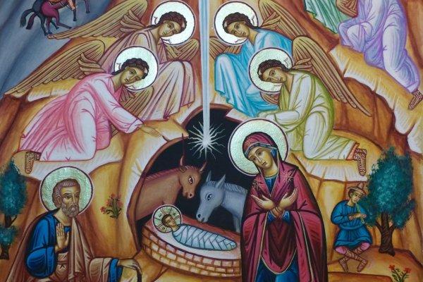 Κυριακή μετά την Χριστού Γέννησιν, Αποστ. Ανάγνωσμα: Γαλ. β΄ 11-19 (29-12-2019)