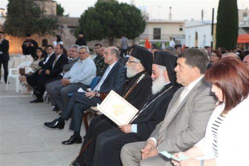 2η Κληρικολαϊκή Συνέλευση Ιεράς Μητροπόλεως Κωνσταντίας (10-5-2012)