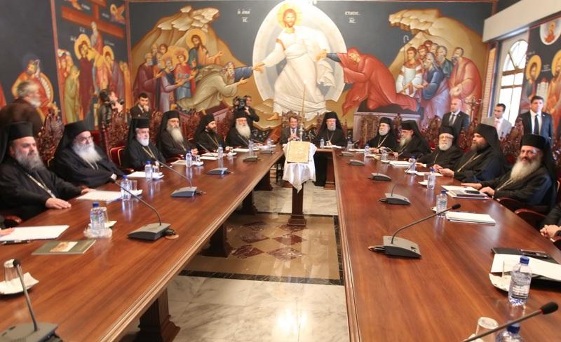 Ανακοινωθέν της δεύτερης του έτους τακτικής συνεδρίας της Ιεράς Συνόδου (Τετάρτη 19 Ιουνίου 2019)