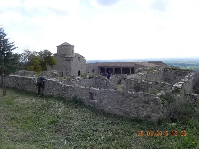 Αρχιερατικό Συλλείτουργο στο αρχαίο Μοναστήρι Παναγίας του Τοχνιού Μανδρών Αμμοχώστου