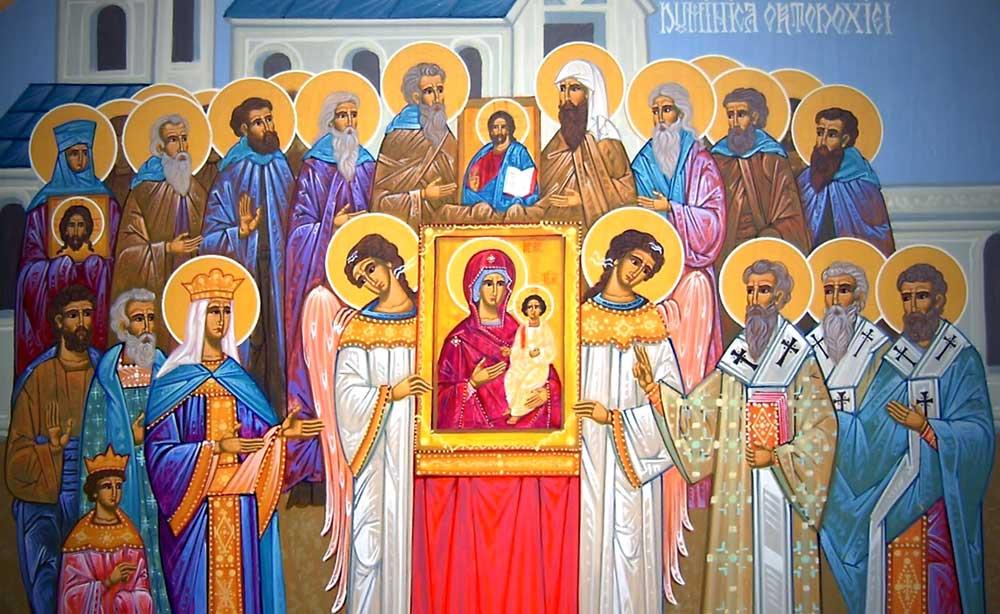 Αποτέλεσμα εικόνας για κυριακη ορθοδοξιασ