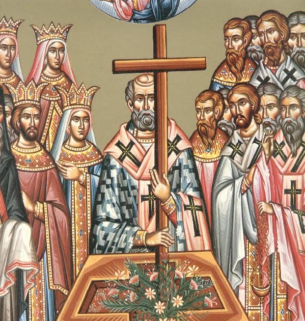 Κυριακή Γ' των Νηστειών (της Σταυροπροσκυνήσεως), Ευαγγ. Ανάγνωσμα: Μκ. η΄ 34 – θ΄1 (22-03-2020)