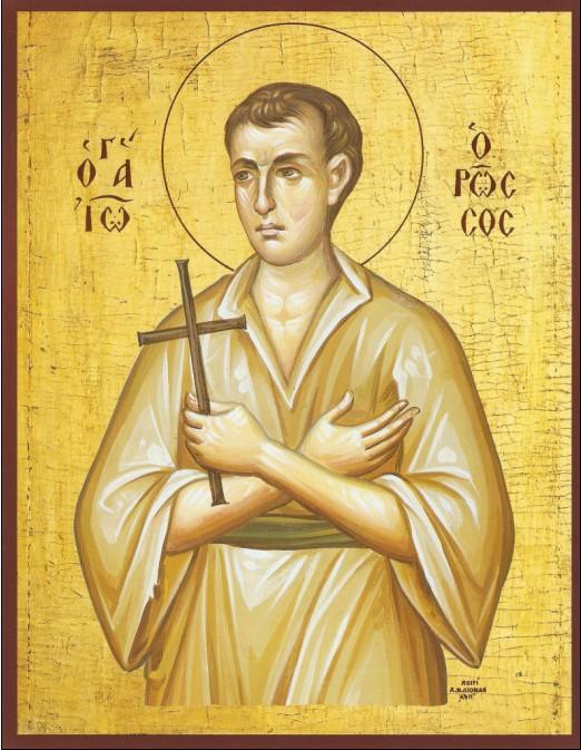 Ο Άγιος Ιωάννης ο Ρώσσος (27 Μαΐου)