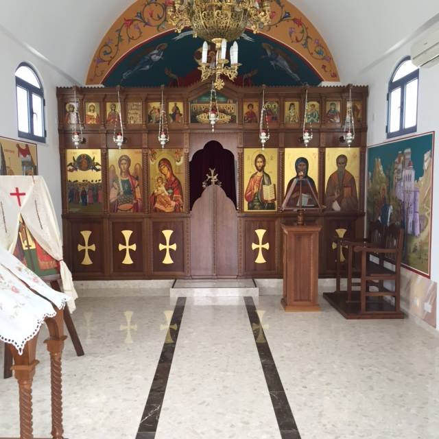 Εορτή Αγίων Κωνσταντίνου και Ελένης (21-5-2017)
