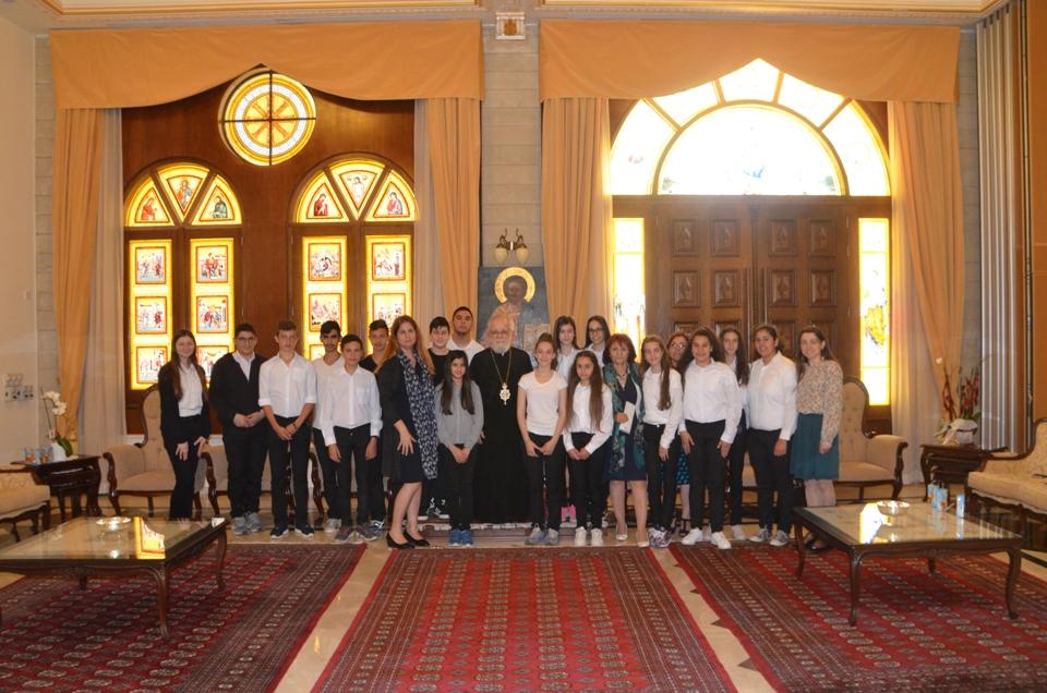 Εργασία μαθητών Γυμνασίου Κοκκινοχωρίων Οι εκκλησίες των κοινοτήτων μας. Ιστορία και Παράδοση