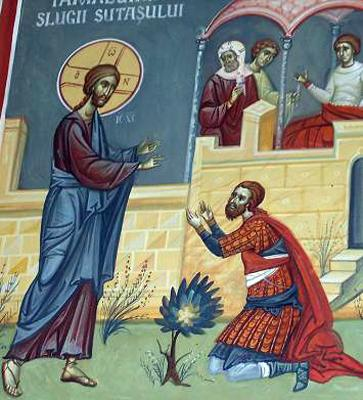 Κυριακή Δ΄ Ματθαίου, Ευαγγ. Ανάγνωσμα: Ματθ. Κεφ. η' 5-13 (02-07-2017)