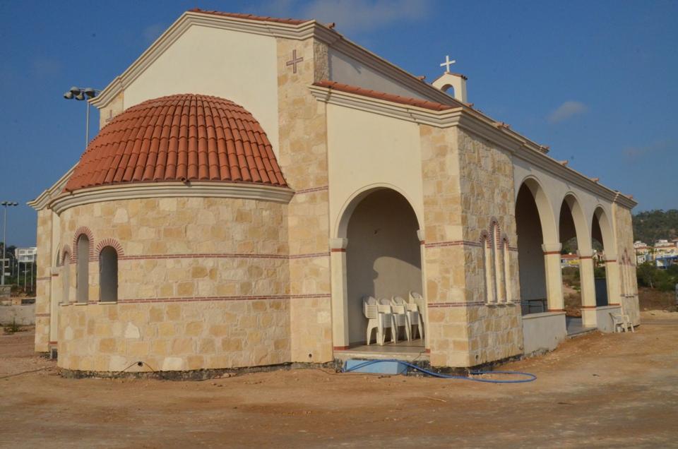 Πανήγυρις εξωκλησίου Αποστόλου Ανδρέα 30 Νοεμβρίου 2017