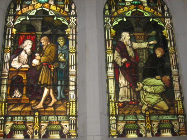 Ομιλία Αγίου Ιωάννου του Χρυσοστόμου στην Κυριακή ΙΑ' Ματθαίου