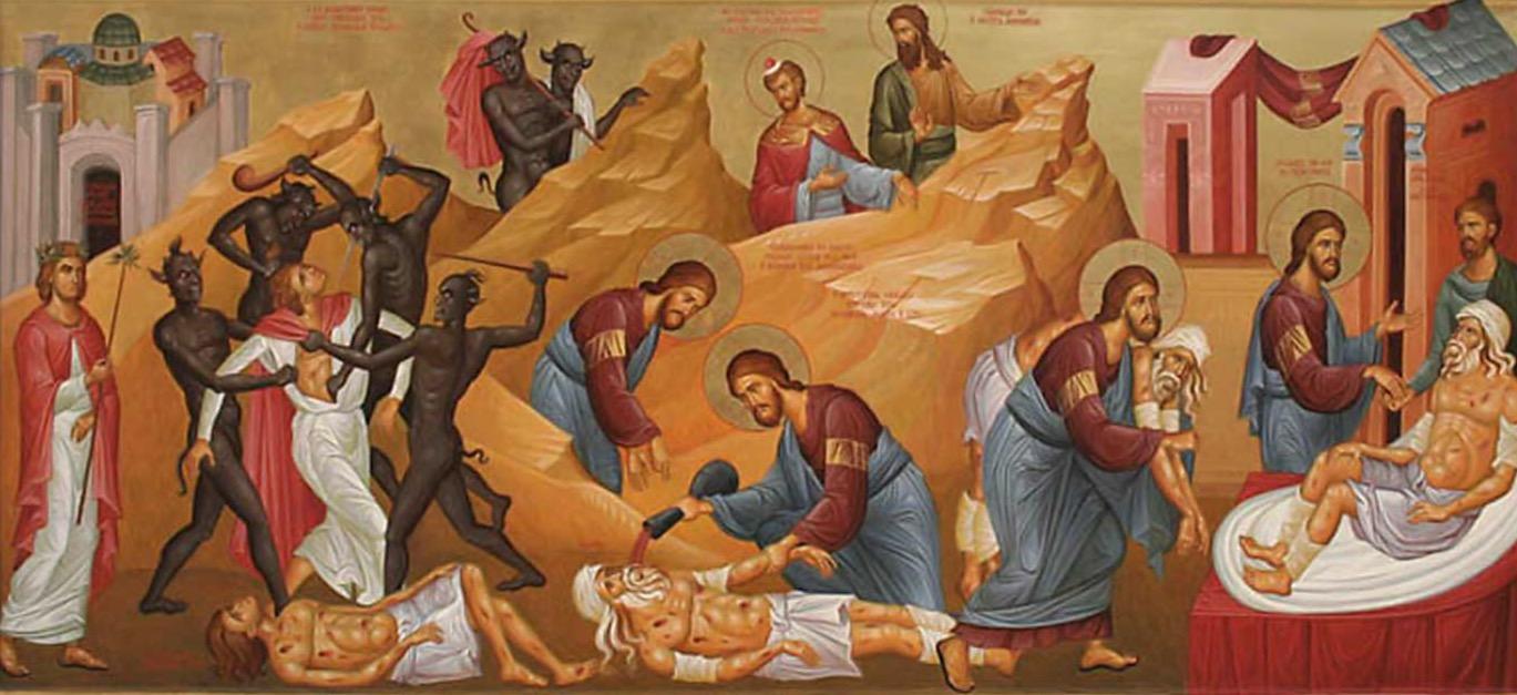 Λειτουργίες – Κηρύγματα 10 Νοεμβρίου 2019