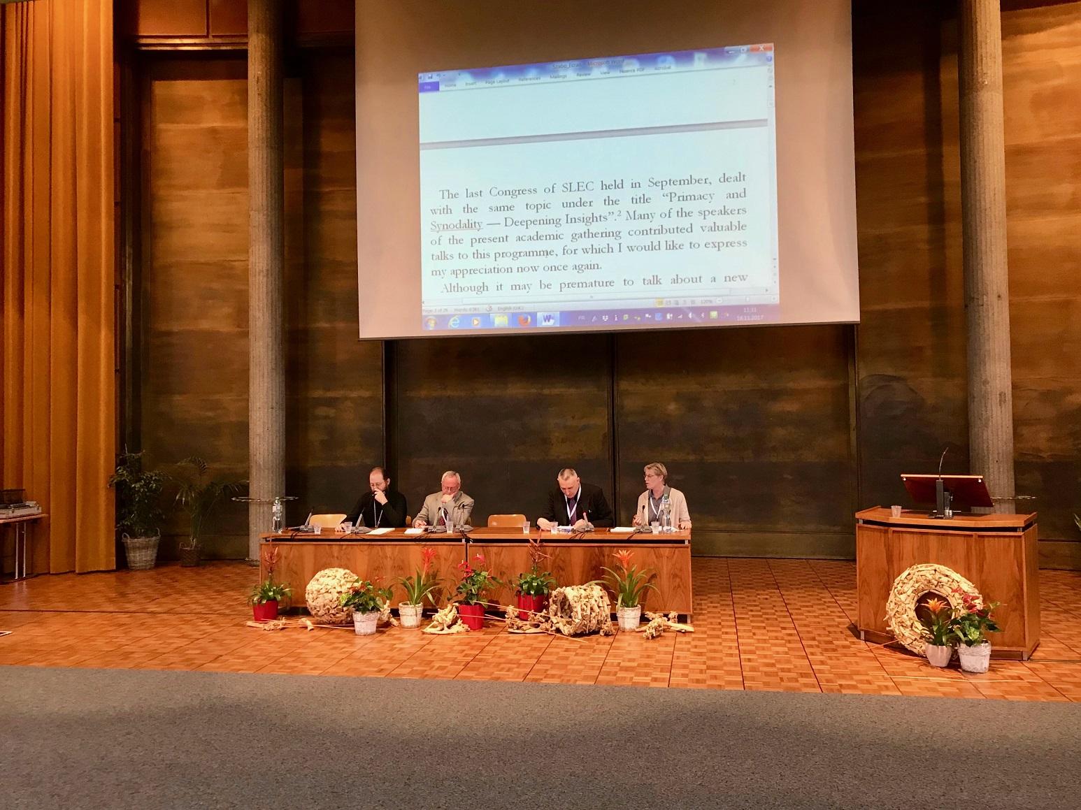 Διεθνές Θεολογικό Συνέδριο στο Fribourg με θέμα τη Συνοδικότητα