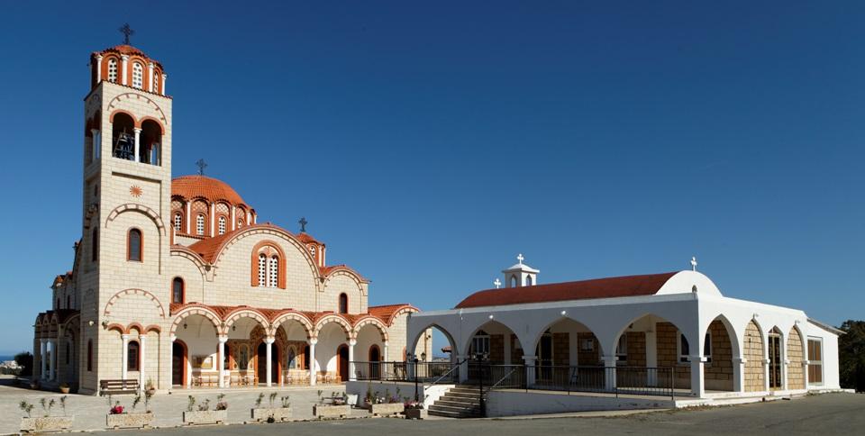 Ι.Ν. Αγίας Βαρβάρας Συνοικισμού Παραλιμνίου
