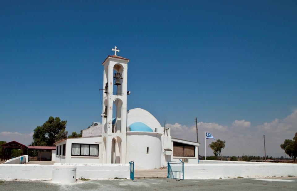 Ιερός Ναός Παναγίας Τραχιάς Συν. Άχνας