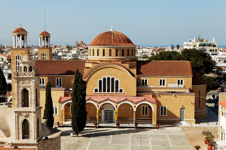 Μητροπολιτικός Ναός Αγίου Γεωργίου Παραλιμνίου