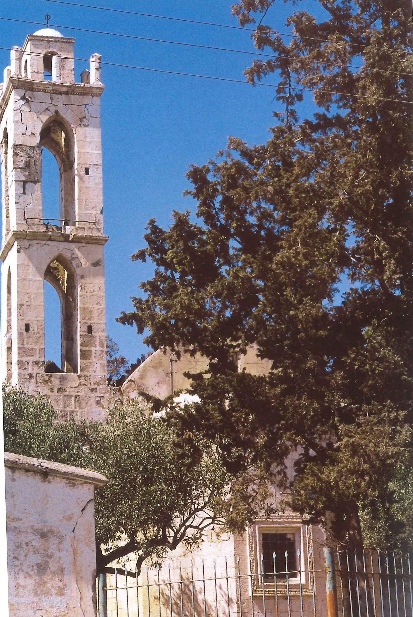 Απόρριψη αιτήματος για Θεία Λειτουργία στην κοινότητα Αγίου Γεωργίου Σπαθαρικού