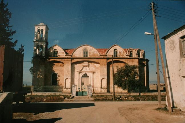 Άγιος Μάμας Γαϊδουράς
