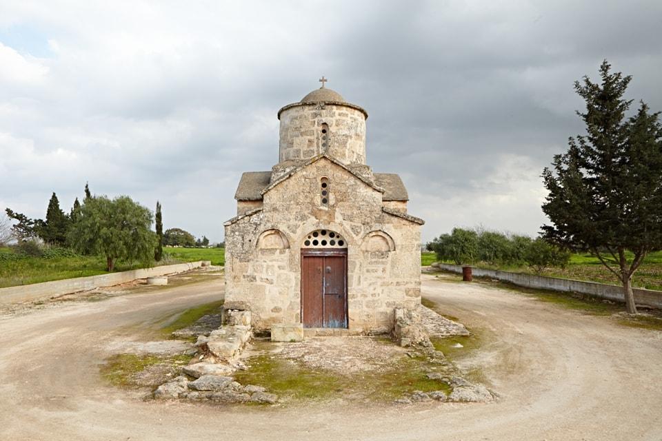 Agios Antronikos Agia Athanasia Frenaros IMG 9076