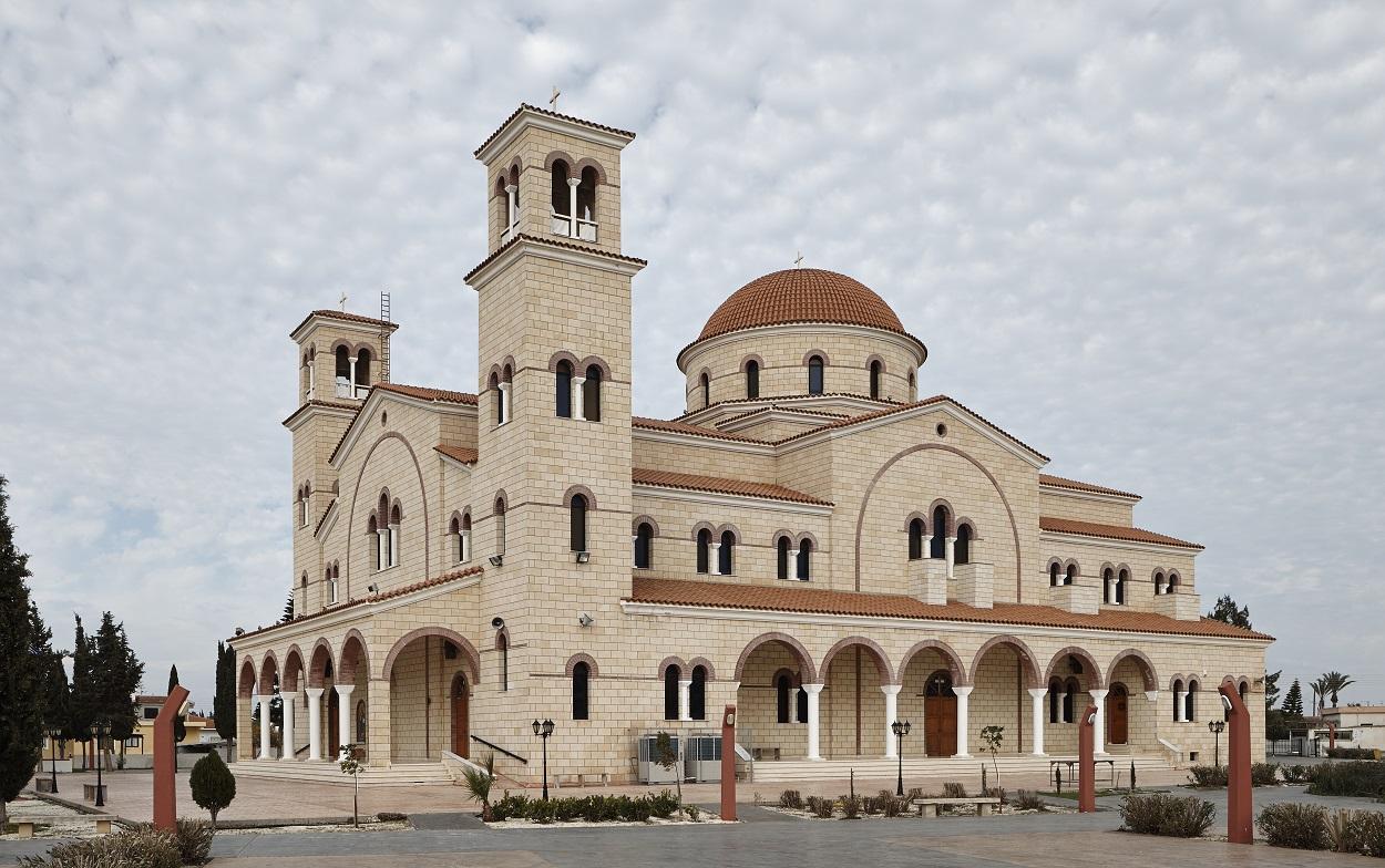Ιερός Ναός Αναστάσεως του Σωτήρος Σωτήρας Αμμοχώστου: Πανηγυρική Αγρυπνία για την απόδοση της εορτής του Πάσχα