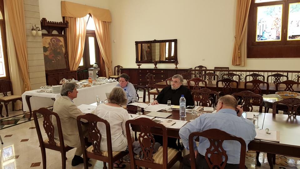 Φιλοξενία συνάντησης Επιτροπής ΠΣΕ