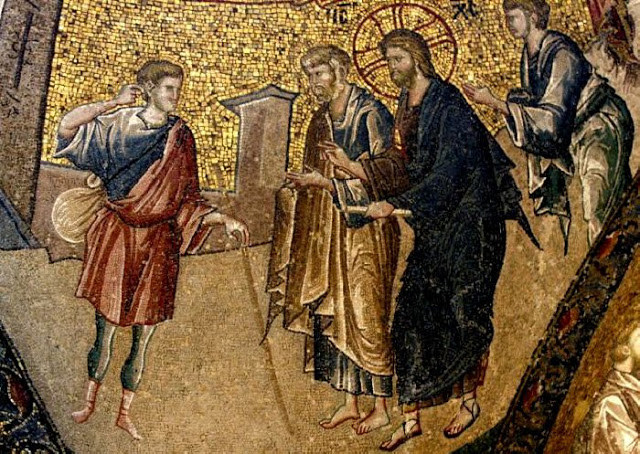 Κυριακή ΙΓ΄ Λουκά, Ευαγγ. Ανάγνωσμα: Λουκ. ιη' 18 – 27 (25-11-2018)
