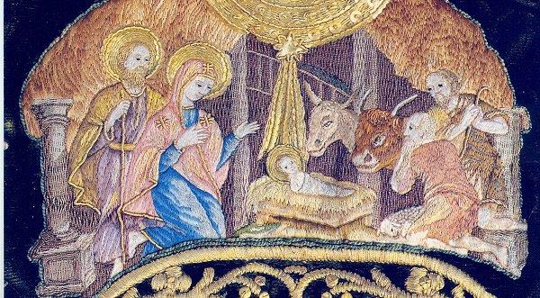 Νυκτερινή Χριστουγεννιάτικη Θεία Λειτουργία στο Παραλίμνι