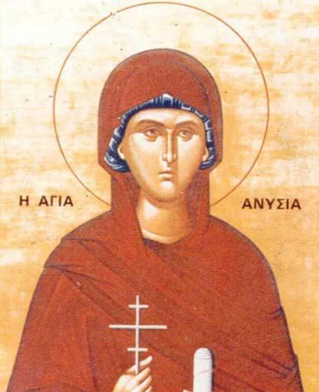 30 Dec St Anysia