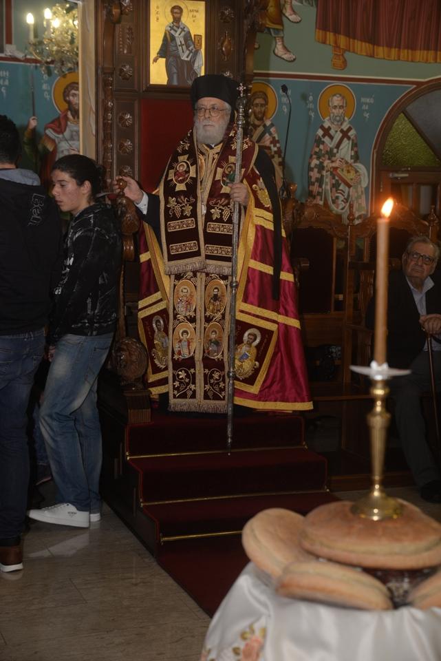 Esperinos Agias Varvaras Xeirothesia Arxontos 2018 (29)