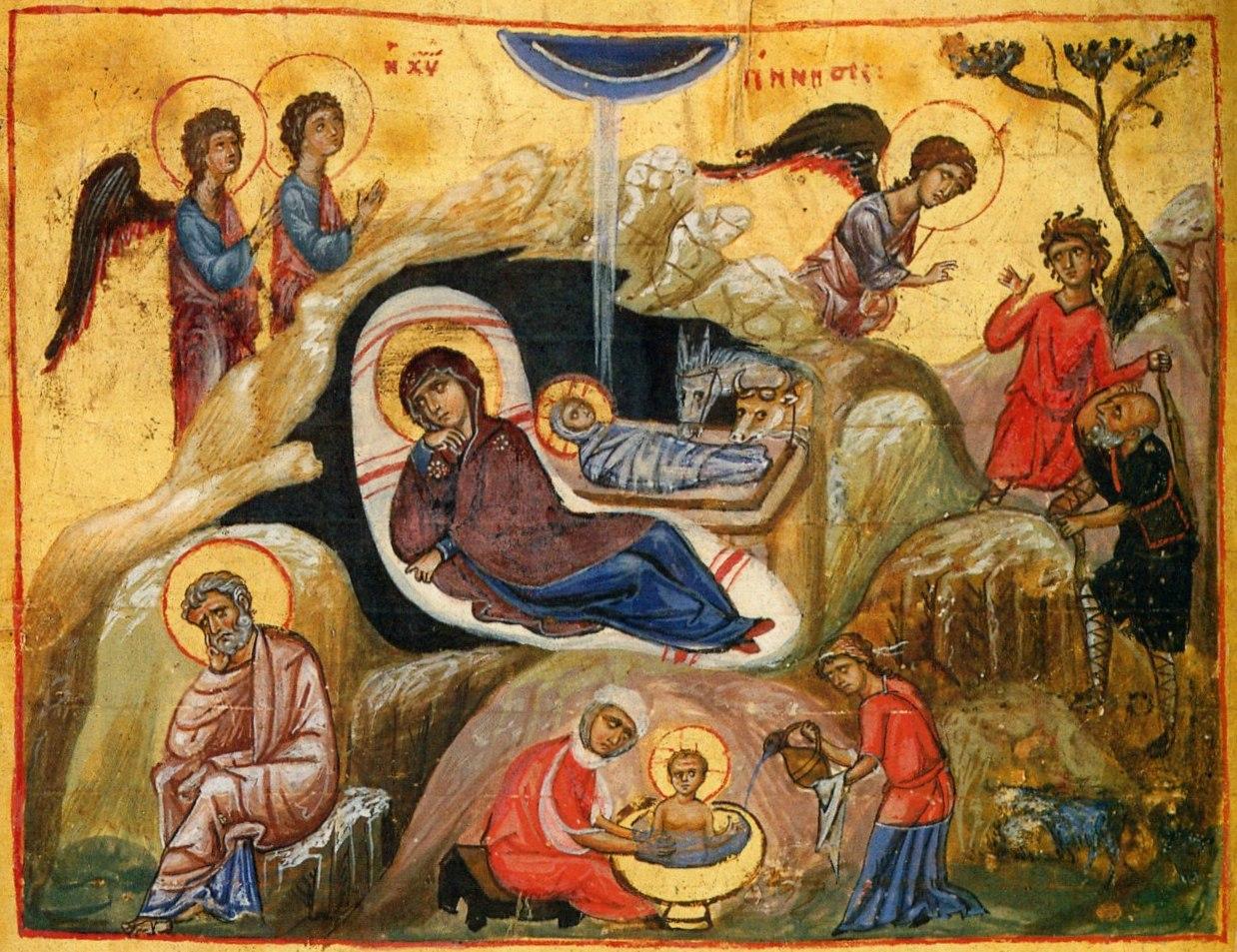 Λειτουργίες – Κηρύγματα 23-25 Δεκεμβρίου 2018