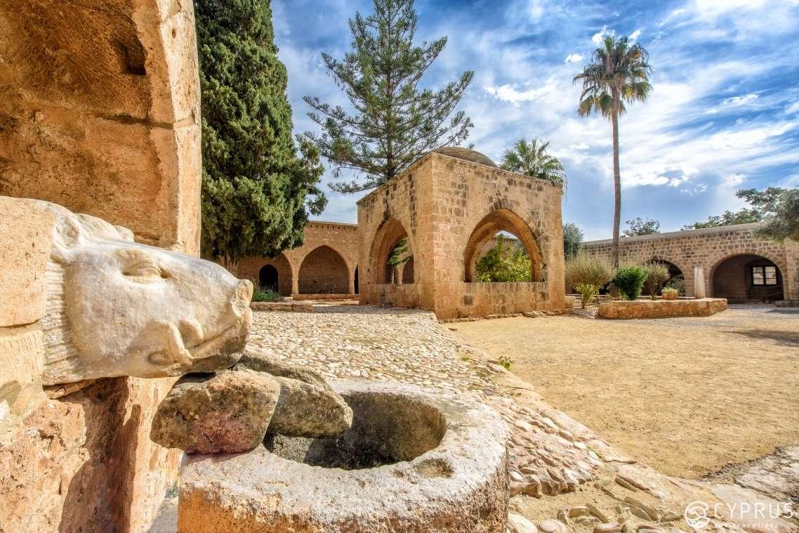 Σημαντικά ευρήματα στις ανασκαφές στο Μοναστήρι Αγίας Νάπας
