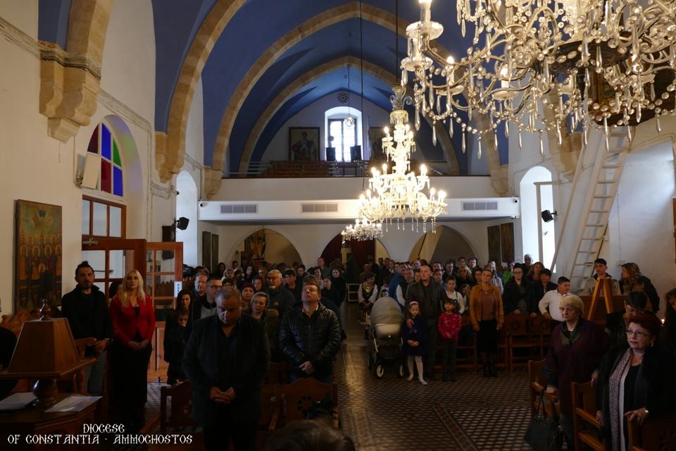 Η βουλγαρική κοινότητα Αμμοχώστου, τίμησε την 141η εθνική επέτειο της Βουλγαρίας.