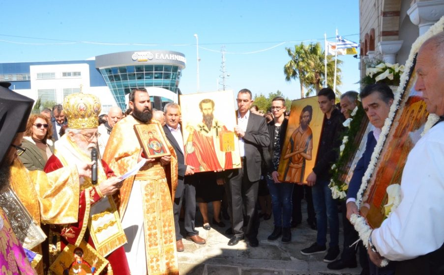 Kyriaki Orthodoxias Mnimosyno P. Leonida 17 03 2019 (20)