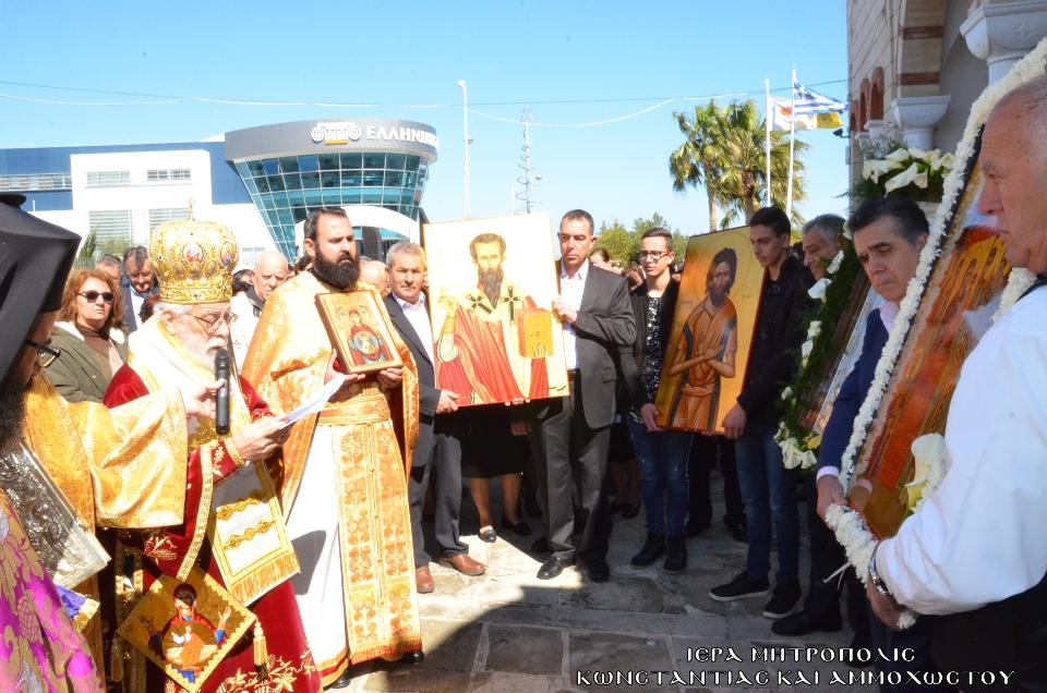«Αυτή η πίστης των Ορθοδόξων την Οικουμένην εστήριξε» Κυριακή της Ορθοδοξίας στον Συνοικισμό Παραλιμνίου (Φώτο και Ηχητικό)
