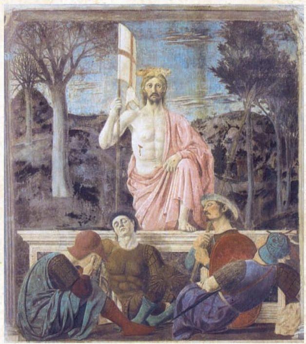 Η Ανάσταση του Χριστού στη δυτική εικονογραφία