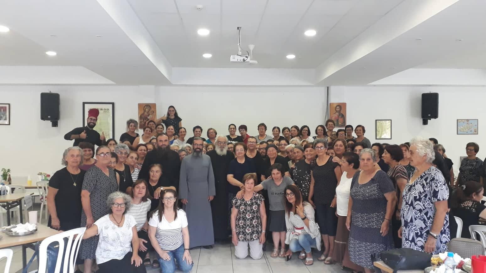 Κατασκηνωτικό τριήμερο Χριστιανικών Συνδέσμων Γυναικών 2019