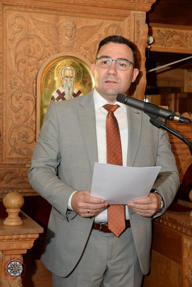 Χαιρετισμός Γραμματέα Υπουργικού Συμβουλίου στην Ε' Διεθνή Έκθεση Βιβλίου Κύπρου