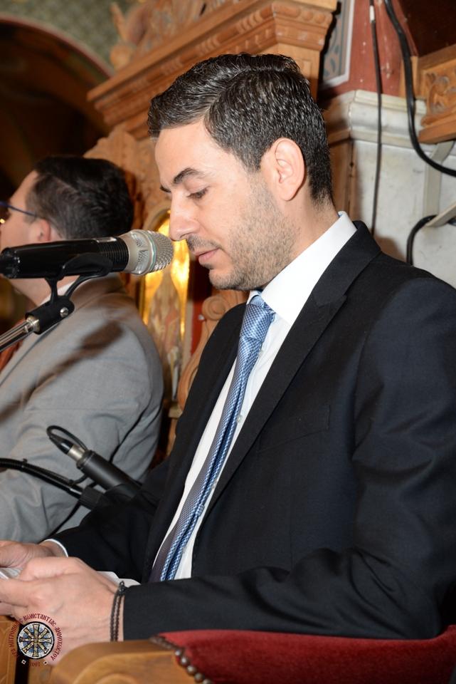 Χαιρετισμός Δημάρχου Παραλιμνίου στην Ε' Διεθνή Έκθεση Βιβλίου Κύπρου