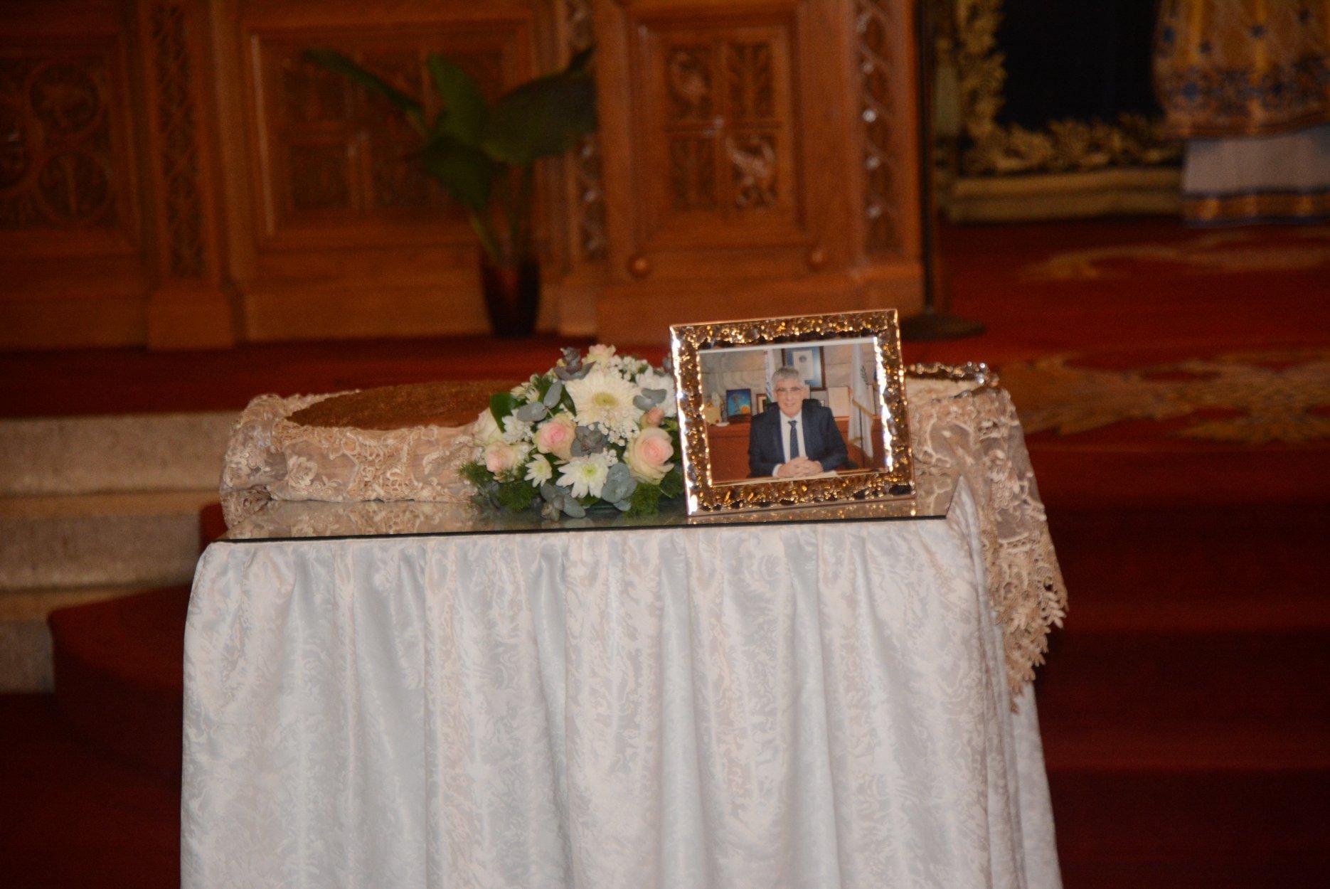 Έβδομο ετήσιο μνημόσυνο μακαριστού Δήμαρχου Αγίας Νάπας Νάκη Τσόκκου
