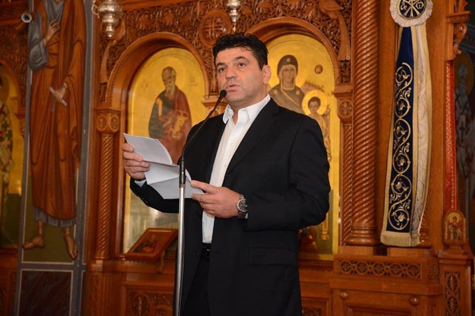Συγχαρητήριες ευχές στον νέο Δήμαρχο Αγίας Νάπας κ. Χρίστο Ζαννέττου