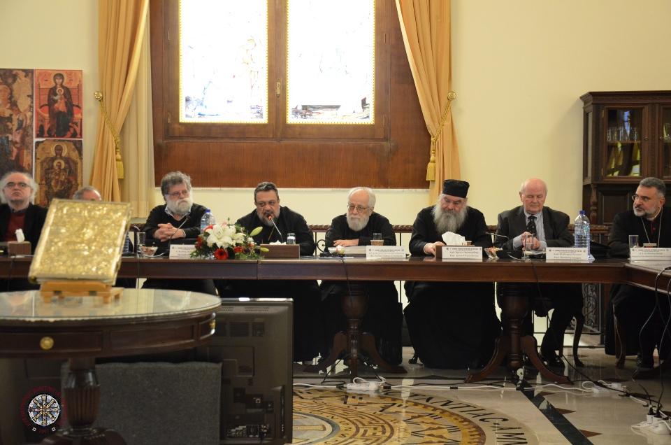 Τελευταία μέρα εργασιών του Ε' Διεθνούς Συνεδρίου Κυπριακής Αγιολογίας